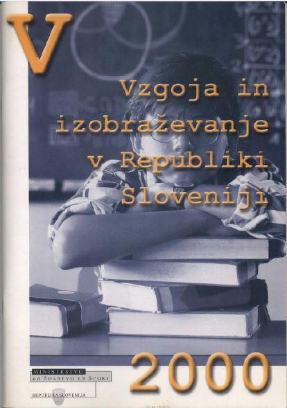 Brosura Vzgoja in izobraevanje v RS 2000