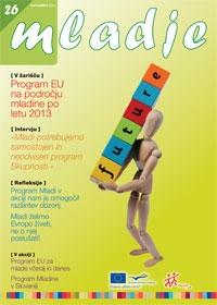 Nova številka revije Mladje o bodočnosti evropskega programa na področju mladine