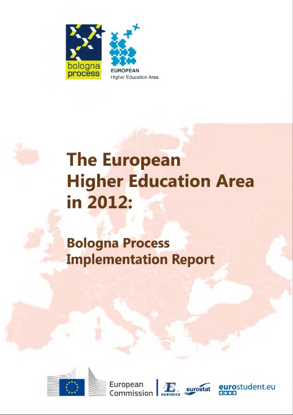 The European Higher Edication Area in 2012