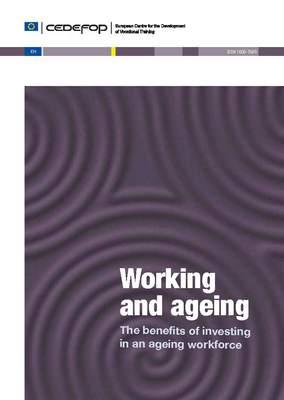 Cedefop: Zaposlitev in staranje