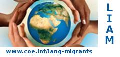 Spletna stran o lingvistični integraciji odraslih migrantov (LIAM)