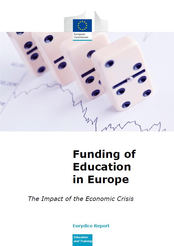 Funding of Education in Europe naslovnica