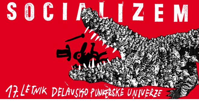 DPU vabi na 17. letnik: Socializem