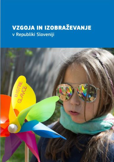 Brosura Vzgoja in izobraevanje v RS 2014