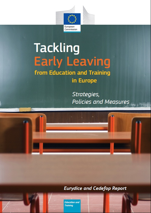 Education and Training in Europe: Strategies, Policies and Measures naslovnica