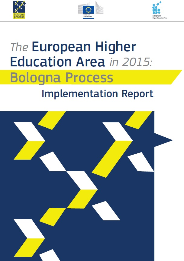 Evropski visokošolski prostor v letu 2015 – poročilo o bolonjskem procesu