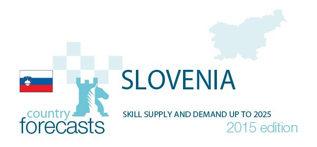 Napoved potreb po spretnostih in znanjih v Sloveniji do 2025