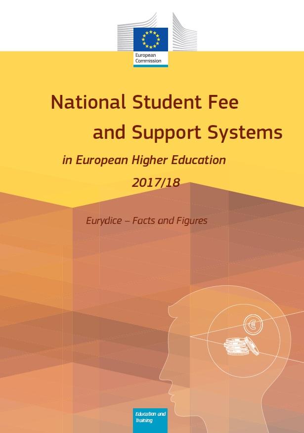 Nacionalni sistemi študentskih prispevkov in pomoči 2017/18