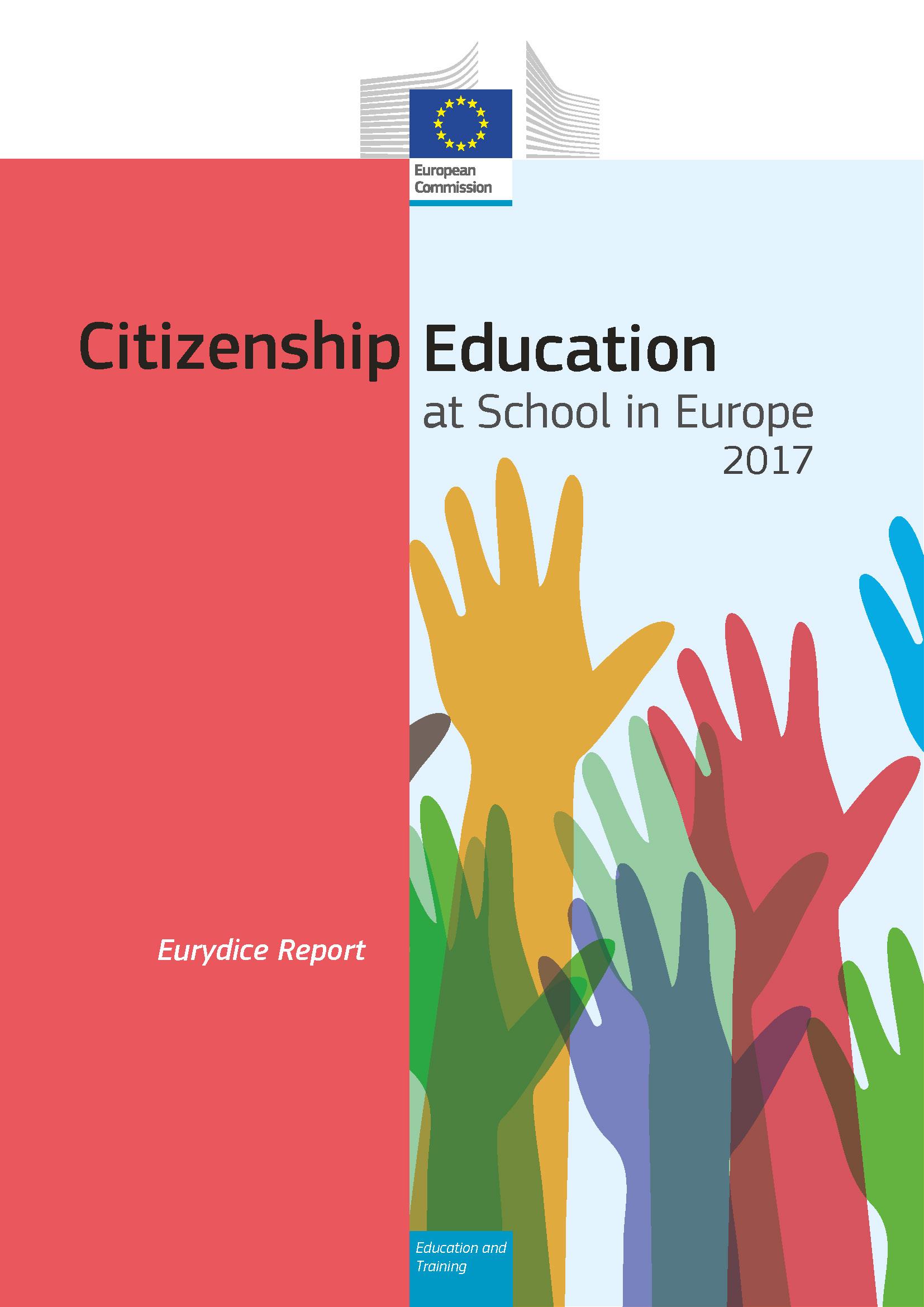 Državljanska vzgoja po šolah v Evropi – 2017