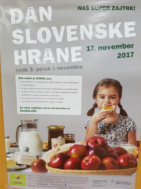 Slovenija namenja šolski prehrani posebno skrb