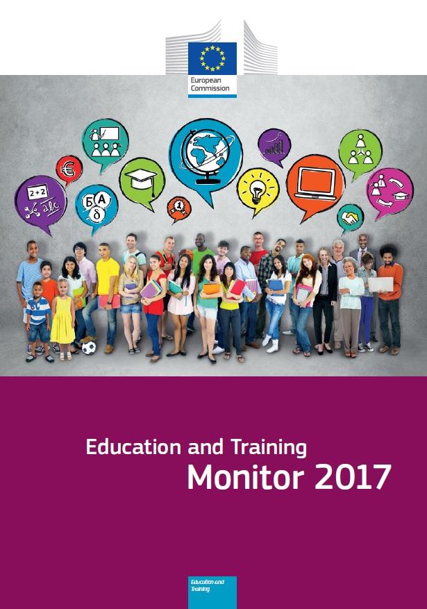 Pregled izobraževanja in usposabljanja 2017