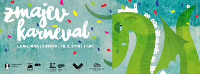 Povabilo k sodelovanju na Zmajevem karnevalu 2018