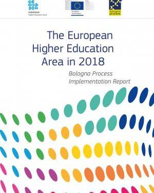 Evropski visokošolski prostor v letu 2018 – poročilo o bolonjskem procesu