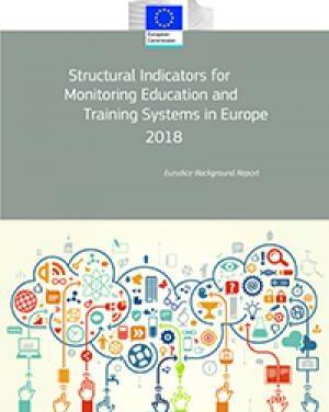 Strukturni indikatorji za spremljanje sistemov izobraževanja in usposabljanja 2018