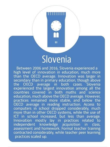 OECD: Merjenje inovativnosti v izobraževanju – Kaj se je se je spremenilo v učilnicah?