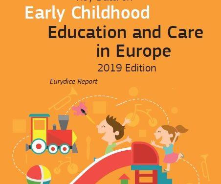Pomembni podatki o predšolski vzgoji in varstvu v Evropi