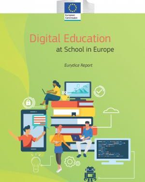 Digitalno izobraževanje v šoli v Evropi