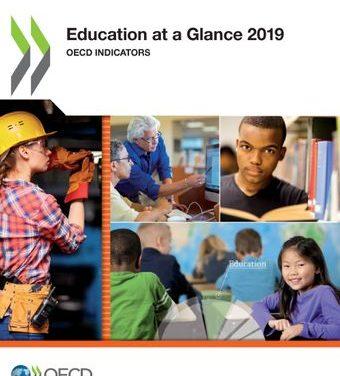 Pogled na izobraževanje 2019 – kazalniki OECD