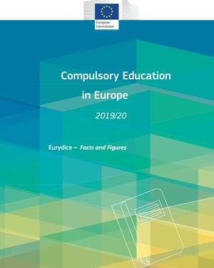 Obvezno izobraževanje v Evropi 2019/20