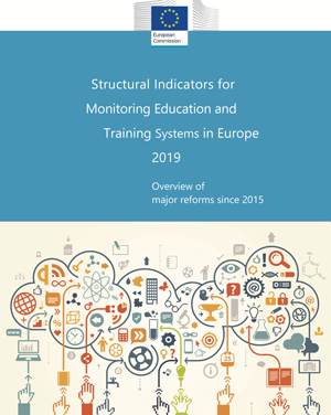 Strukturni indikatorji za spremljanje sistemov izobraževanja in usposabljanja 2019