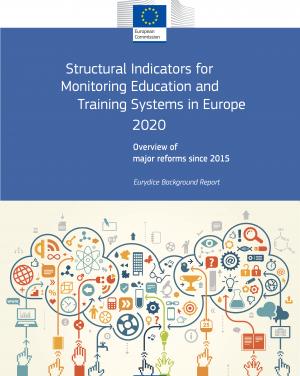 Strukturni indikatorji za spremljanje sistemov izobraževanja in usposabljanja 2020