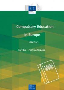 Naslovnica Compulsory education in Europe 2021/22